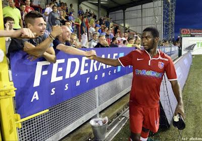Abdoulaye Diaby a fait ses adieux au Canonnier samedi soir