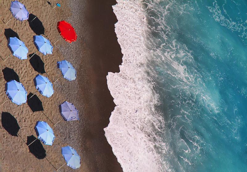 l'ombrellone rosso di Marlak