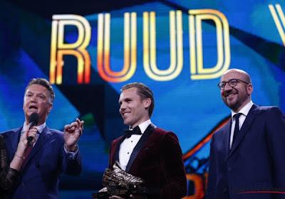 Ruud Vormer sait quel joueur va remporter le Soulier D'Or
