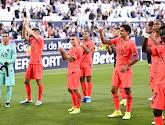 Marquinhos (PSG) sera absent pendant trois semaines