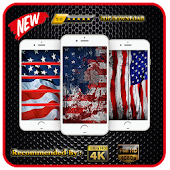 New Wallpapers For American USA Flag HD Android APK Download Free By Abiman Droid