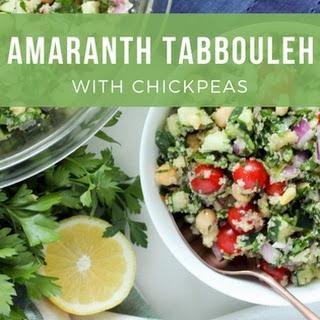 Amaranth Tabbouleh Recipe