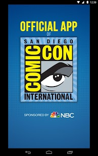Official Comic-Con App - screenshot thumbnail