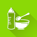 Baby Food Chart icon