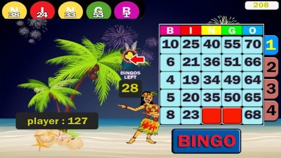 Hawaii Bingo - Beach - náhled