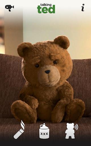 Talking Ted LITE screenshot 3