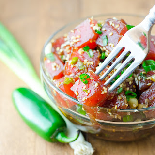 Macadamia Nut Ahi Tuna Recipes