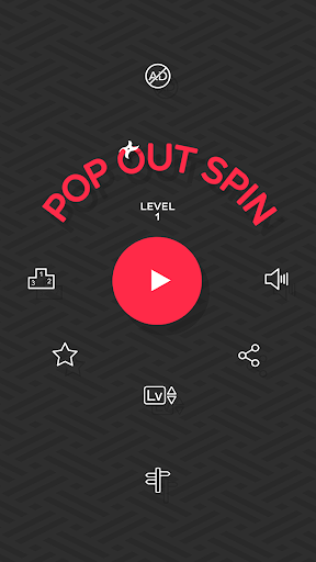 POP OUT SPIN