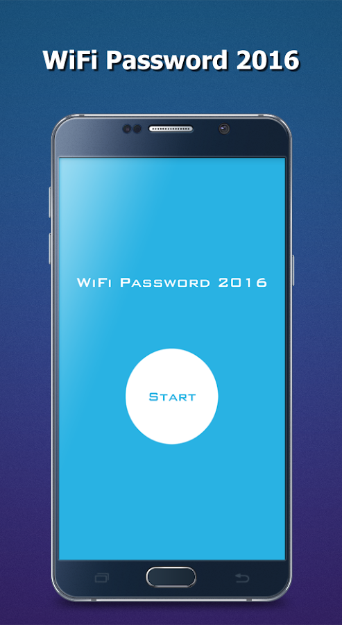 Wifi Password [Root]- screenshot