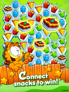 Garfield Snack Time 6