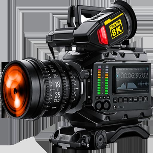 Süper 8K HD Profesyonel Camera Ve Video