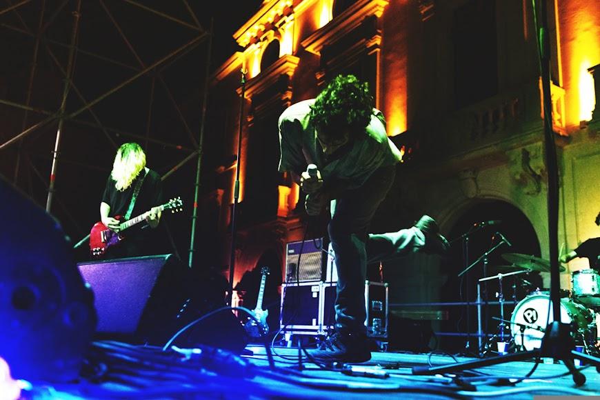 Carolina Durante en los conciertos de Cooltural Fest en la Plaza de la Constitución.