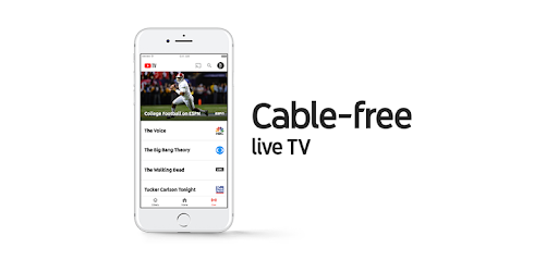 YouTube TV - Watch & Record Live TV for PC