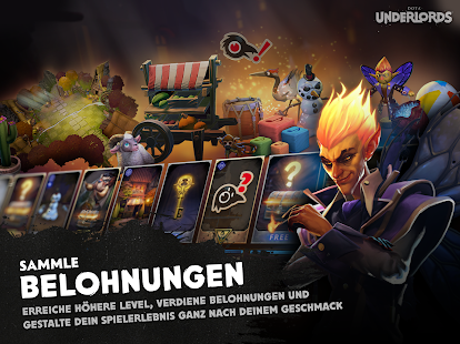 Dota Underlords Screenshot