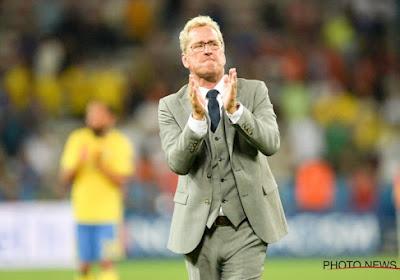 """Erik Hamrén le coach fédéral de l'Islande : """"Cette Belgique est la plus forte équipe du monde"""""""