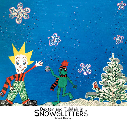 Dexter and Tululah in Snowglitters cover
