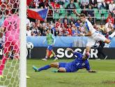 Tsjechië 2 - 2 Kroatië
