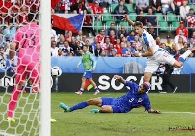 Tsjechië draait rollen in slotminuut om en pakt eerste punt