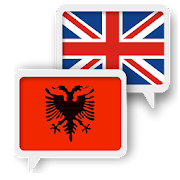 App Icon for Albanian English Translate App in Czech Republic Google Play Store