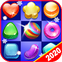 Sweet Candy Legend 2020 | Match 3 Puzzle icon