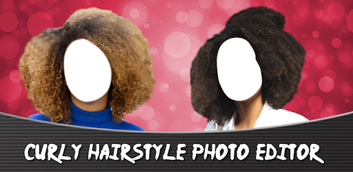 Curly Hairstyle Photo Editor Apps On Google Play