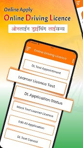Online Driving license Status Check & Apply Guide 1