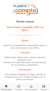 Download Planète Compta For PC Windows and Mac apk screenshot 1