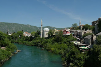 Photo: Mostar old town
