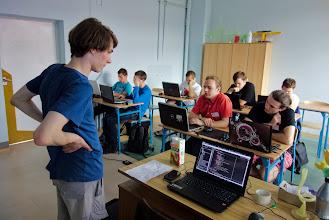 Photo: Sebastian Jaszczur - Pisanie botów do giełdy walutowej FOREX