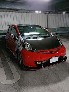 フィット GE8 RSのカスタム事例画像 あかべ~さんの2019年01月23日23:38の投稿