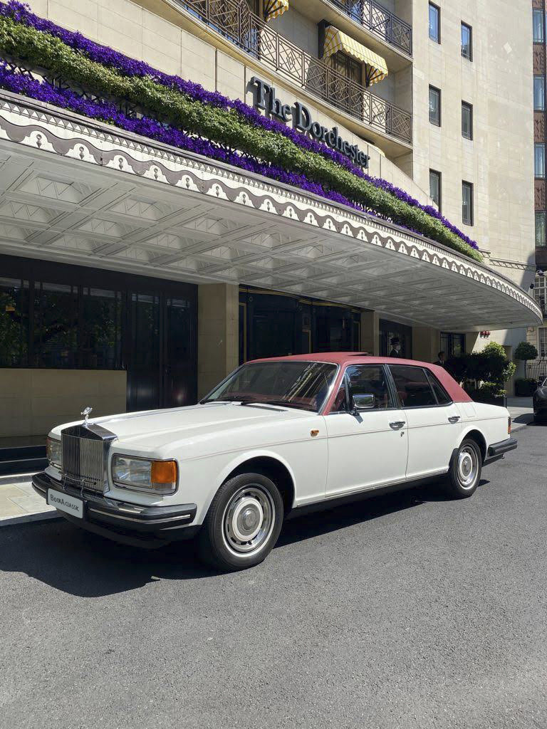 Rolls-royce Silver Spirit Hire Buckinghamshire