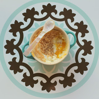 Baked French Cream Eggs Recipe
