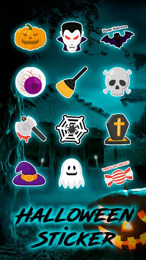 玩免費社交APP|下載Halloween Stickers???? app不用錢|硬是要APP