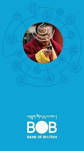 Bank Of Bhutan - mBoB - náhled