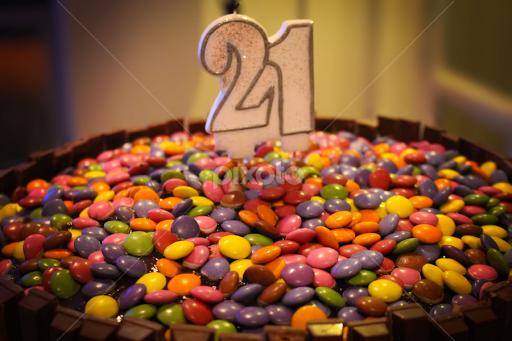 21st Birthday Cake Cooking Baking Food Drink Pixoto