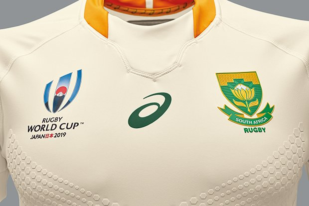 440b3fb8fe5 PICTURES | Springboks unveil sleek Rugby World Cup 2019 jersey