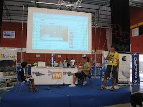 Photo: Presentando charla sobre Google sketchup, en la Begastri LAN Party #CCD #BLP10, junto a @p_semitiel y Alicia