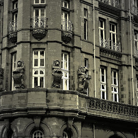 Manchester  pride by Gordon Simpson - Buildings & Architecture Public & Historical
