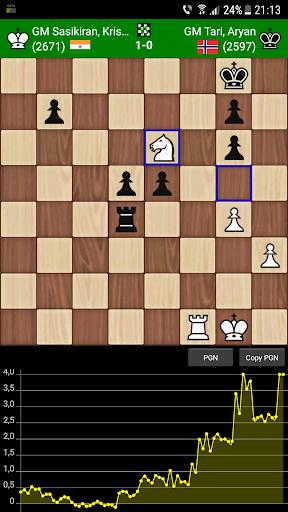 Chess4ever - Play, study & watch chess apkmind screenshots 7