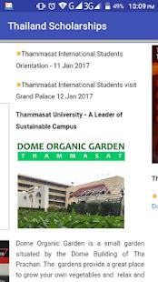 Thailand Scholarships - náhled