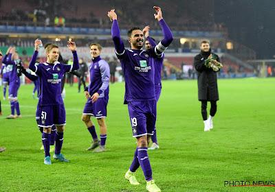 Anderlecht : un retour pour la Coupe, mais un cadre s'est blessé à Ostende