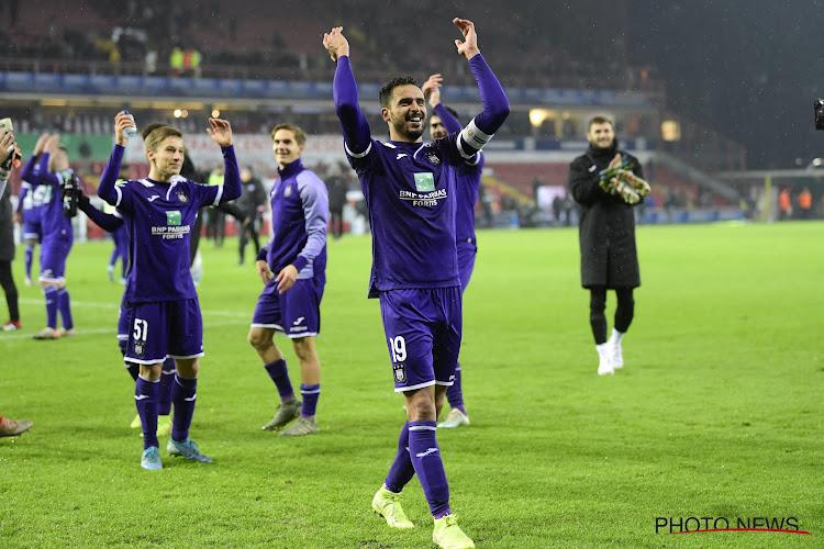 """Chadli weer onzeker voor Duivels, maar wel bepalend voor Anderlecht: """"Resultaat met veel jonge gasten"""""""