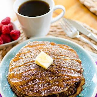 Coffee Buttermilk Pancakes