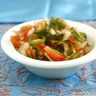 Kachumber Recipe (Chop Chop Salad).