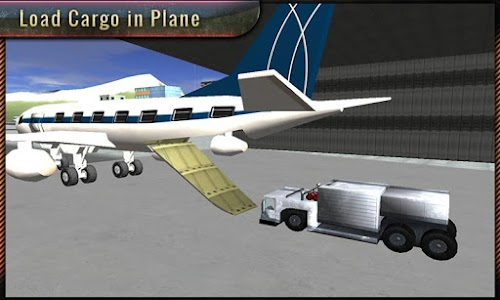Airport Plane Ground Staff 3D v1.0.3