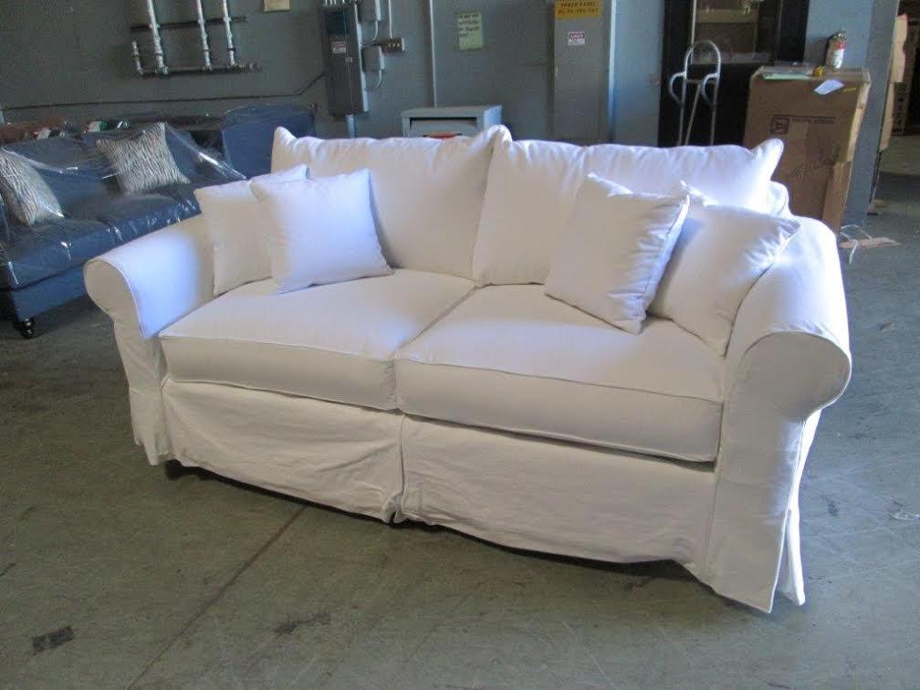 Madelynne Slipcover Sofa