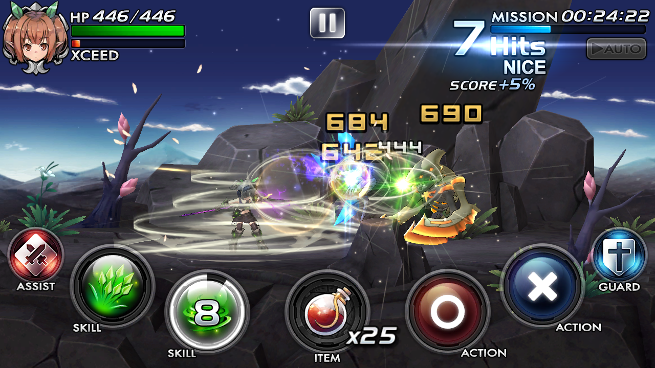 Blast Breaker Mobile- screenshot