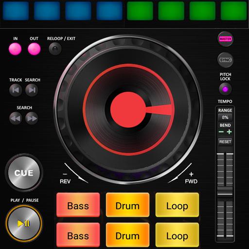 DJ Mixer Song Mix Music