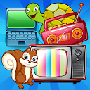 Music Player For Kids - Numbers Animals and Fruits APK
