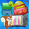 Music Player For Kids - Numbers Animals and Fruits apk baixar